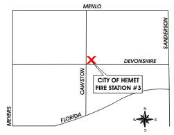Fire Station 3 map