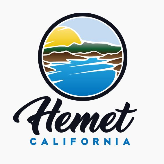 Hemet California Logo